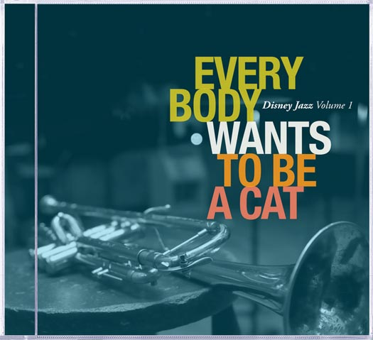 Disney does Jazz: Everybody Wants to be a Cat