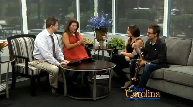 Your Carolina TV Interview and Performance