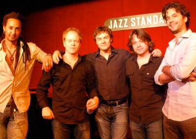Jazz Standard show (NYC)