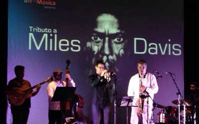Music of Miles concert in Brasil