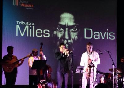 Music of Miles concert in Brasil