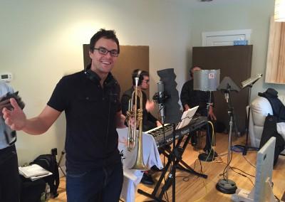 I love recording!
