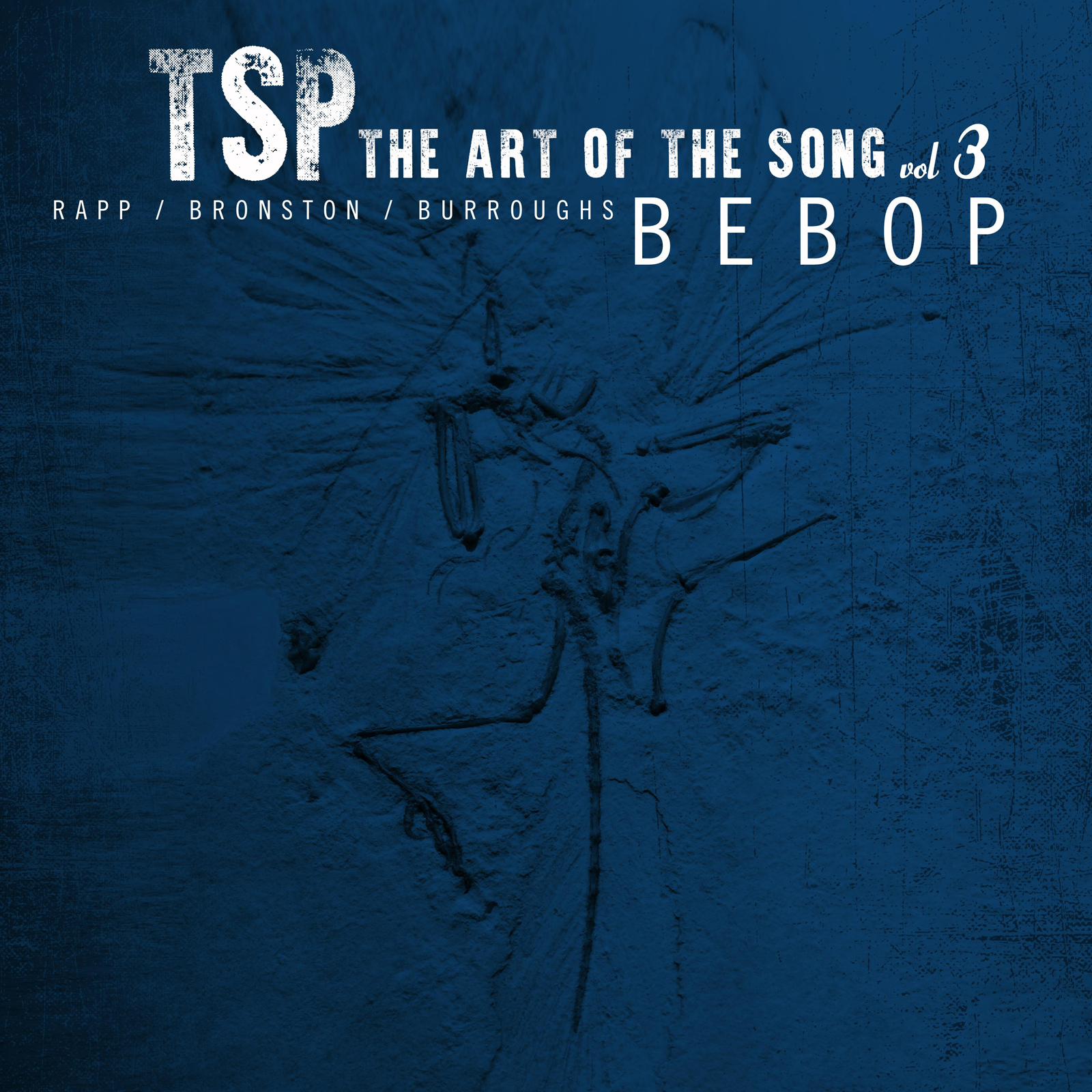 TSP: art of the song, vol.3 Bebop
