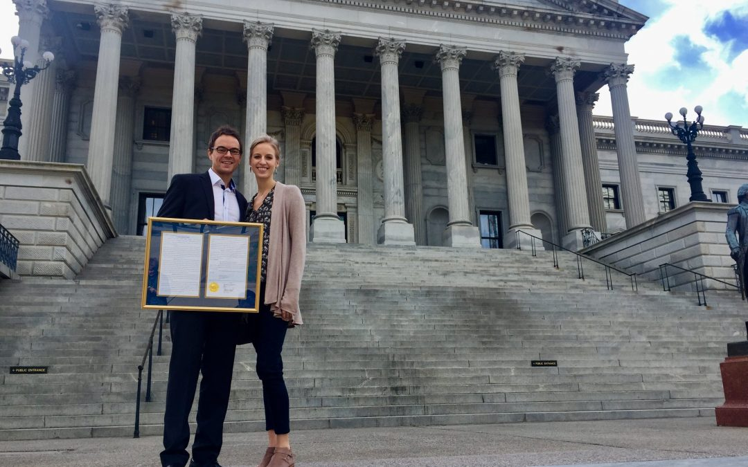 HOUSE RESOLUTION SALUTES MARK RAPP AS AMBASSADOR OF JAZZ