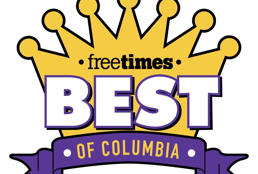 7 Nominations in Freetimes Best of Columbia
